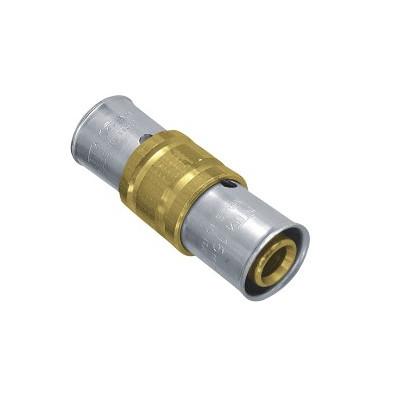 Łącznik równoprzelotowy 16x16 ZAPRAS 701S161620 NTM Systemy Pex 9,00 zł