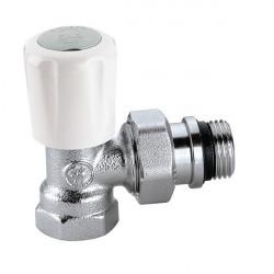 CALEFFI Zawór termostatyczny kątowy 1/2 z pokrętłem 401402 Caleffi Hydronic Solutions Zawory termostatyczne 28,00 zł