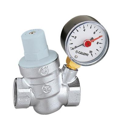 CALEFFI Reduktor do wody 3/4 16bar z manometrem 533251 Caleffi Hydronic Solutions Armatura regulująco-zabezpieczająca 123,06 zł