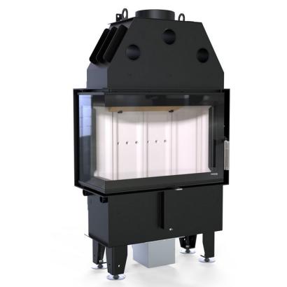 Kominek wkład kominkowy Defro Home Prima SM BL 10 kW PRIMA-SM-BL-10kW Defro Kominki i wkłady 5 320,00 zł