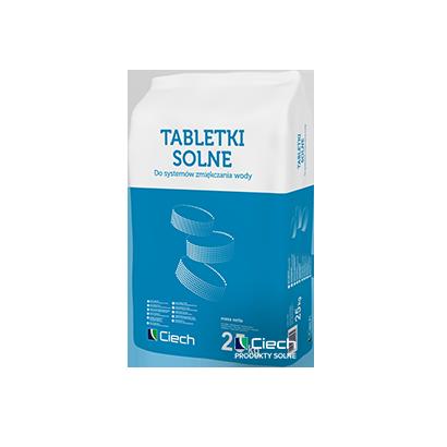 Sól tabletki do uzdatniania CIECH 25kg SP/ZLJ/10 Ciech Uzdatnianie wody 38,00 zł